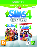 The Sims 4 Cats and Dogs Bundle Xbox One kansikuva