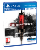 The Inpatient PS4 kansikuva