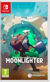 Moonlighter Switch kansikuva