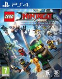 Lego Ninjago Movie Videogame PS4 kansikuva