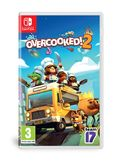 Overcooked 2 Switch kansikuva