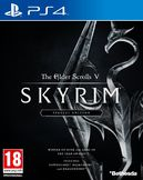 The Elder Scrolls V: Skyrim Special Edition PS4 kansikuva