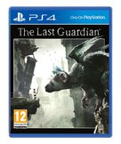 The Last Guardian PS4 kansikuva