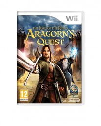 Lord of the Rings: Aragorns Quest Wii