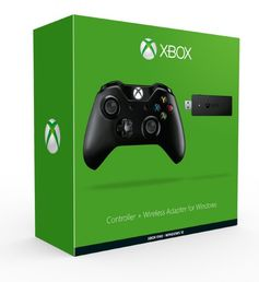 Langaton Ohjain + Windows Adapteri Xbox One