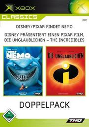 Disney's Finding Nemo + The Incredibles XBOX
