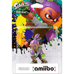 amiibo Splatoon Collection Inkling Boy 2 hahmo