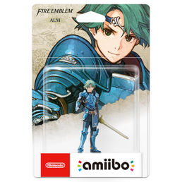 amiibo Fire Emblem Echoes Collection Alm hahmo