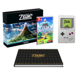 The Legend of Zelda: Link´s Awakening Limited Edition Switch