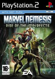 Marvel Nemesis: Rise of the Imperfects PS2