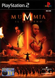 Mummy Returns PS2