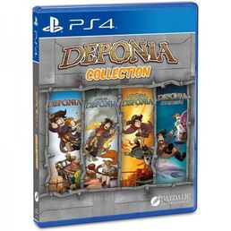 Deponia Collection PS4