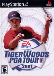 Tiger Woods PGA Tour 2001 PS2