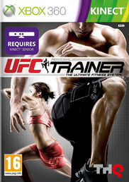 UFC Personal Trainer (Kinect required) Xbox 360