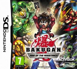 Bakugan: Rise of the Resistance DS
