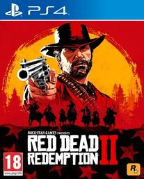 Red Dead Redemption 2 PS4 kansikuva