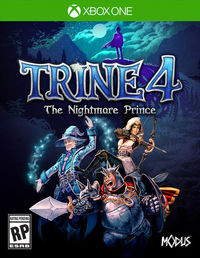 Trine 4: The Nightmare Prince Xbox One
