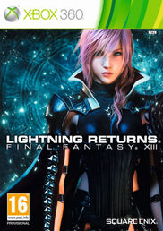 Lightning Returns: Final Fantasy XIII Xbox 360