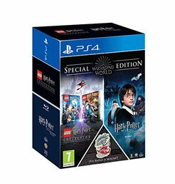 Harry Potter Wizarding World Special Edition Pack PS4