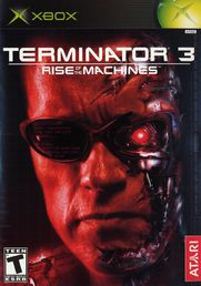 Terminator 3: Rise of the Machines XBOX