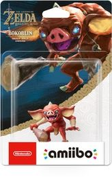 amiibo Breath of the Wild Collection Bokoblin hahmo