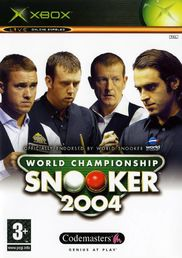 World Championship Snooker 2004 XBOX