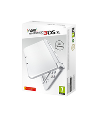 New Nintendo 3DS XL Pearl White (käytetty)