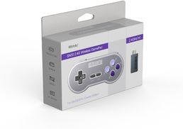 8Bitdo SN30 2.4G Wireless Controller for SNES