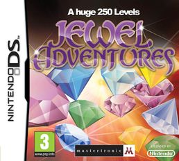Jewel Adventures DS kansikuva