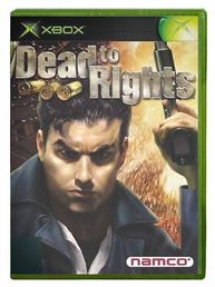 Dead to Rights XBOX (käytetty)