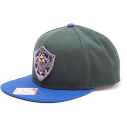 Zelda Metal Shield Snapback