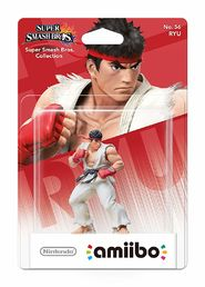 amiibo Super Smash Bros. Ryu hahmo