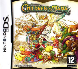 Children of Mana Nintendo DS