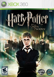 Harry Potter & the Order of the Phoenix Xbox 360