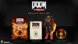 Doom Eternal Deluxe Edition PC