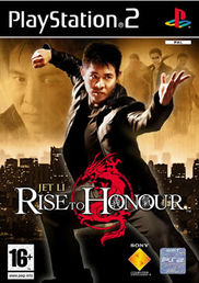 Rise to Honour PS2