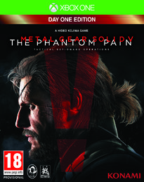 Metal Gear Solid 5: The Phantom Pain Xbox One