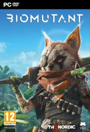 Biomutant PC kansikuva