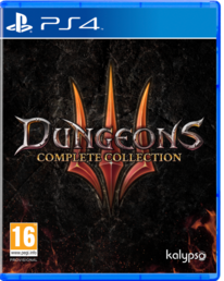 Dungeons III Complete Edition PS4