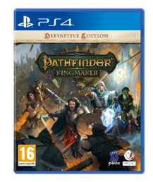 Pathfinder: Kingmaker Definitive Edition PS4
