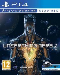 Unearthing Mars 2 - The Ancient War PS4