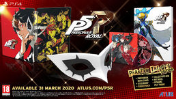 Persona 5 Royal PS4 Phantom Thieves Edition