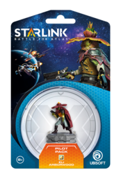 Starlink: Battle for Atlas Pilot Pack Eli Arborwood