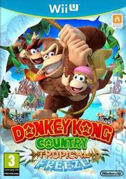 Donkey Kong Country: Tropical Freeze Selects Wii U