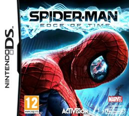 Spider-Man Edge of Time DS (käytetty)