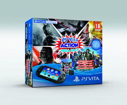 PS Vita Action Mega Pack Bundle