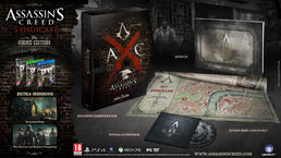 Assassins Creed Syndicate The Rooks Edition Xbox One