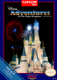 Adventures In The Magic Kingdom NES (käytetty)