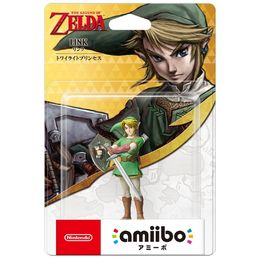Amiibo Legend of Zelda Link Twilight Princess hahmo