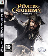 Pirates of the Caribbean: At the World´s End PS3